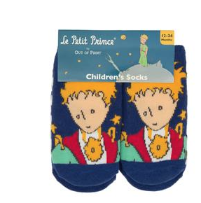 Le Petit Prince Baby/Toddler Sock 4-pack