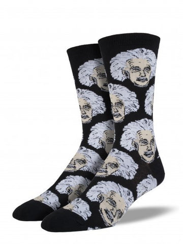 Men's Einstein - Black