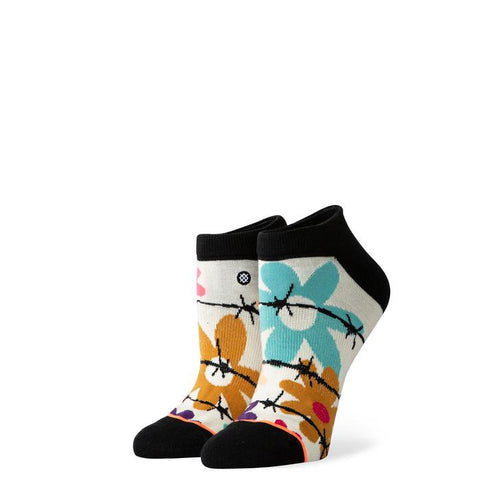 Flower Power Ankle