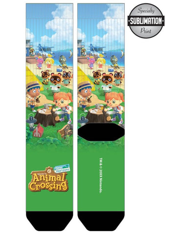 Animal Crossing-New Horizons Sublimated