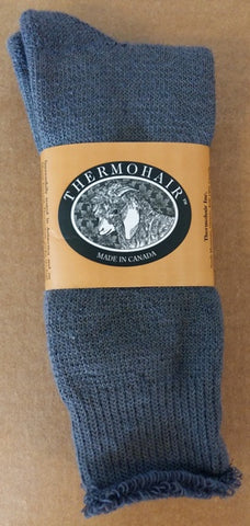 Men's Medium Charcoal Thermohair