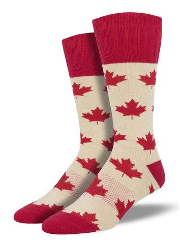 Men's Outlands Canadian Maple-Oatmeal
