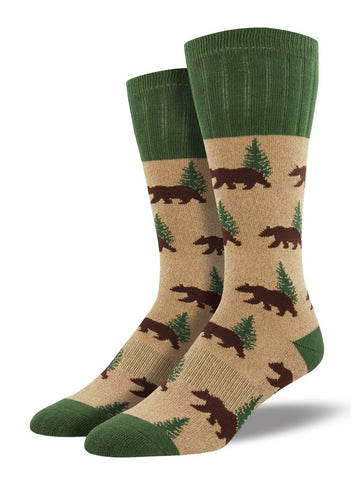 Men's Outlands Bear - Hemp