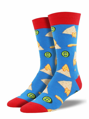 Men's Nacho Business - Blue