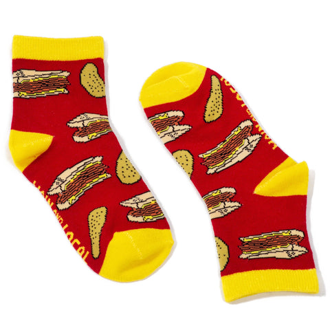 Children's Montreal Smoked Meat Socks
