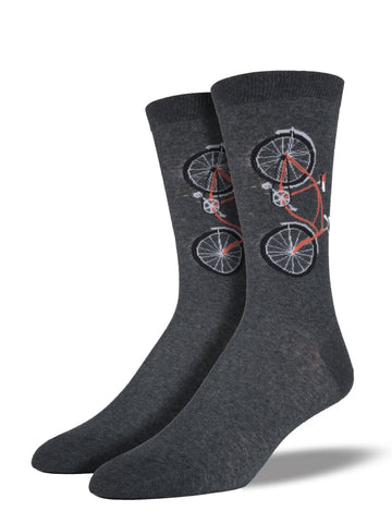 Men's Bicycle - Charcoal Heather