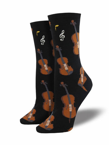 Women's Strings - Black
