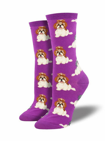 Women's I Shih Tzu Not - Purple