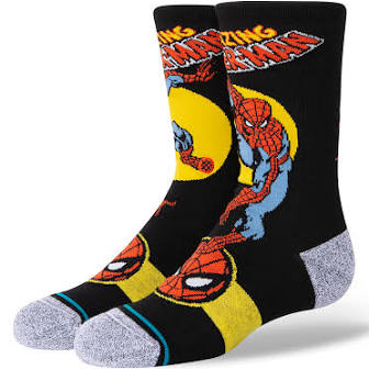 Kid's Spider-Man - Black