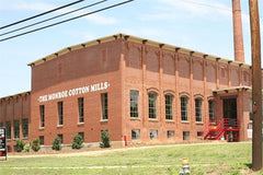 monroe ga cotton mill antiques