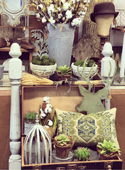 Display Vintage Market Days Atlanta