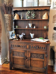 Vintage Welsh Cupboard