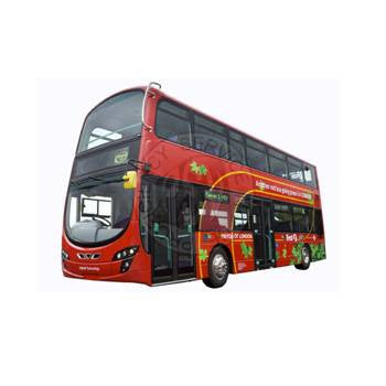 Wrightbus Gemini 2, Eclipse post 2009 Doga System Wiper Breakdown