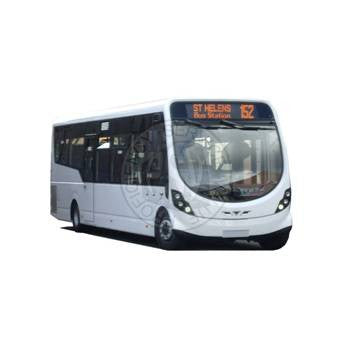 Wrightbus Streettlite Wiper Breakdown