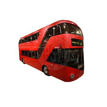 Wrightbus Bus for London Wiper Breakdown