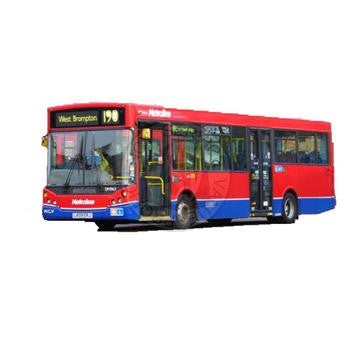 MCV Evolution, Stirling (Pantograph) Wiper Breakdown