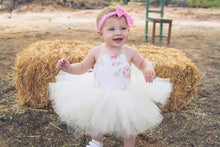 Ivory Rose Girl Tutu Dress Baby & Toddler Sizes