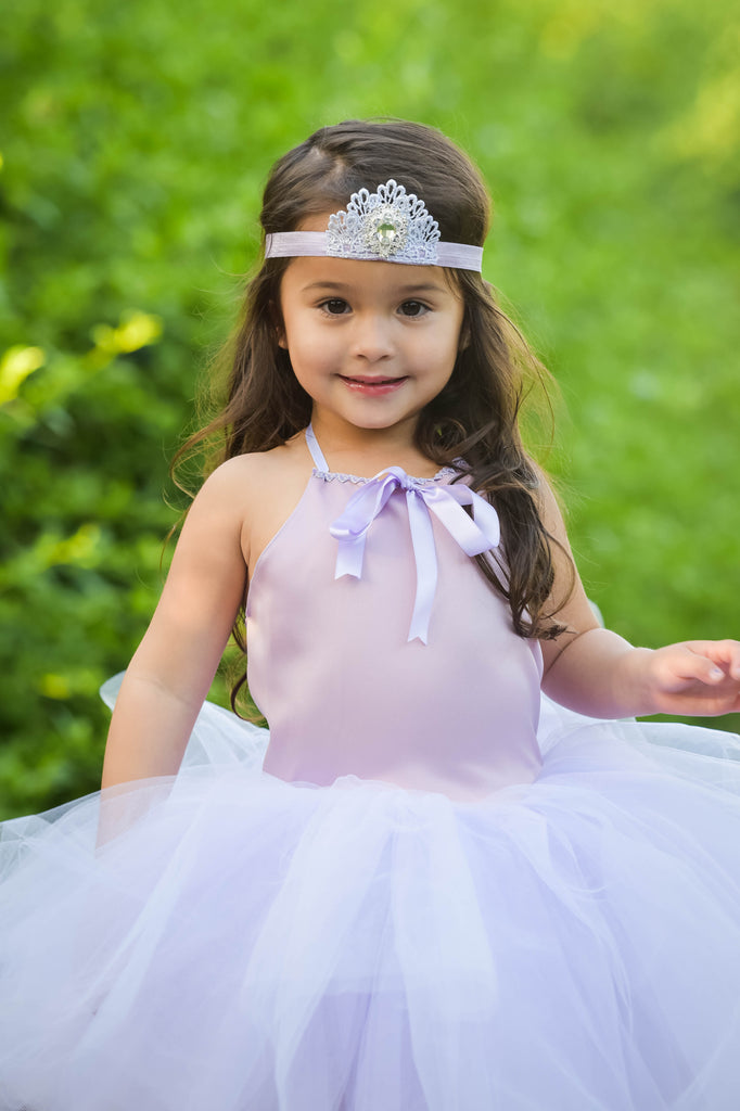 Sofia the First Inspired Baby Toddler Costume Dress