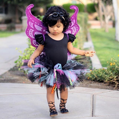 Baby Toddler Witch Tutu perfect Halloween Costume Tutu for Baby or Toddler