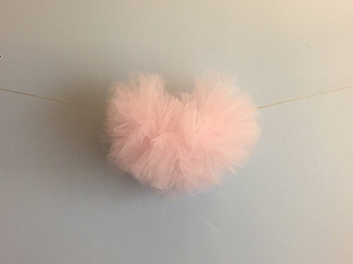 Baby Toddler Light Pink Tutu perfect Halloween Costume Tutu for Baby or Toddler