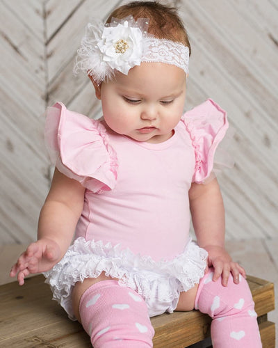 Auri's Butterfly sleeve leo! Baby Toddler leotard!