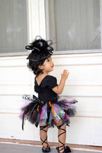 So Cute Little Witch Tutu- Simple Baby Toddler Costume