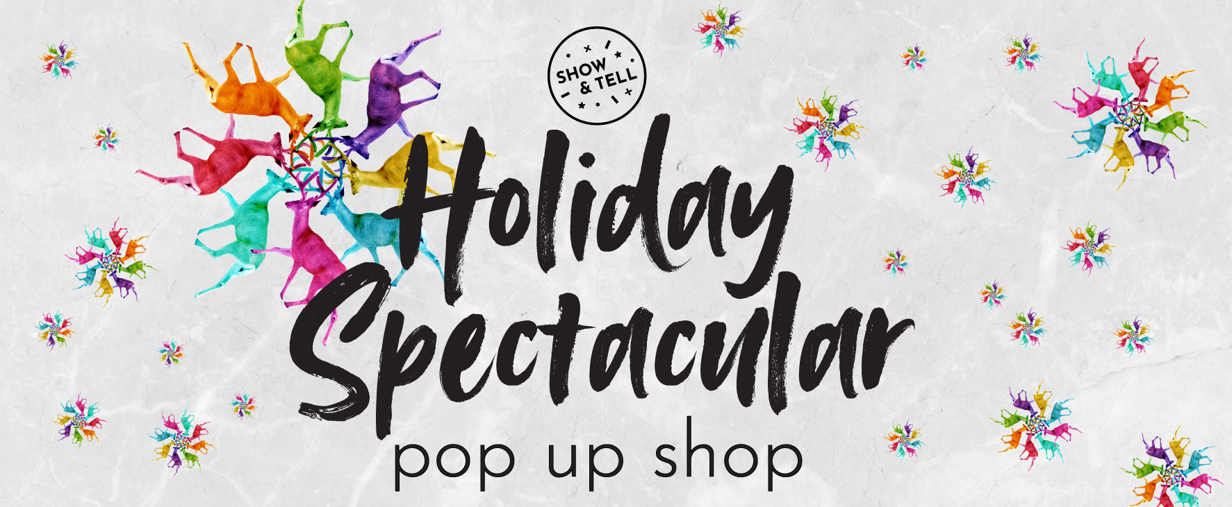 Holiday Pop-Up Events
