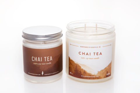 Chai Tea Soy Wax Candle