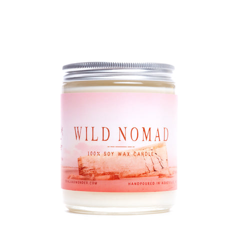 Wild Nomad Archetype Soy Wax Candle