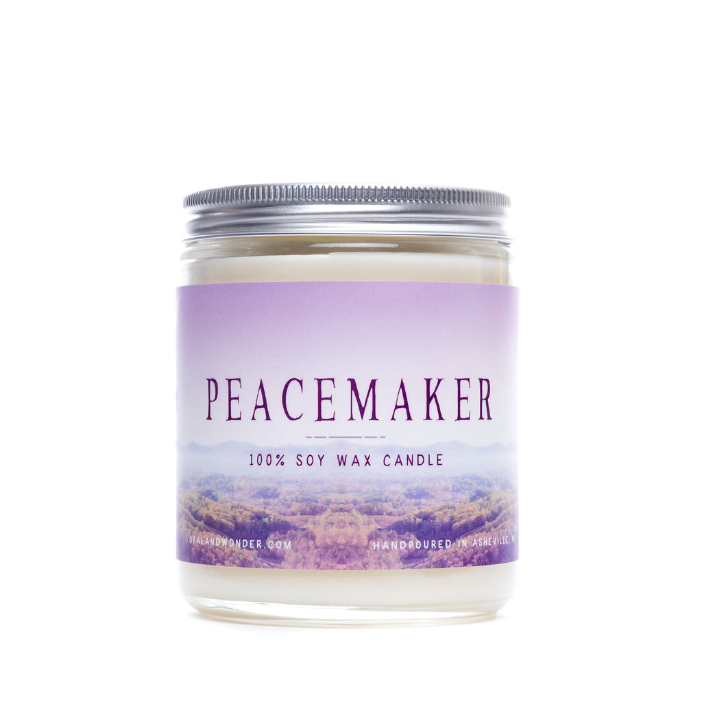 Peacemaker Archetype Soy Wax Candle