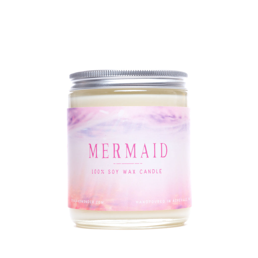Mermaid Archetype Soy Wax Candle