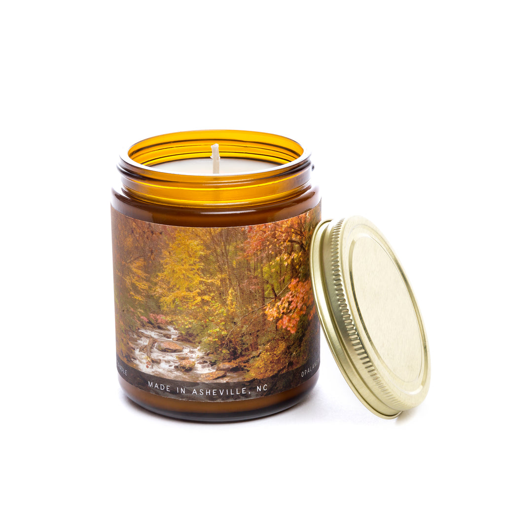 Leaf Looker Candle