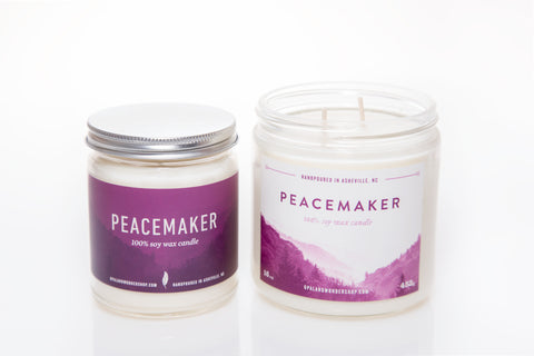 Peacemaker Soy Wax Candle