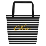 "Be ""Chic"" Beach Bag!"