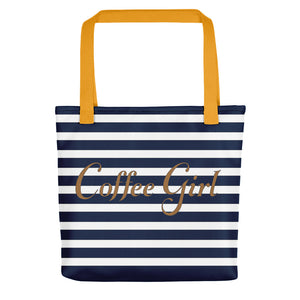 Coffee Girl Tote Mini