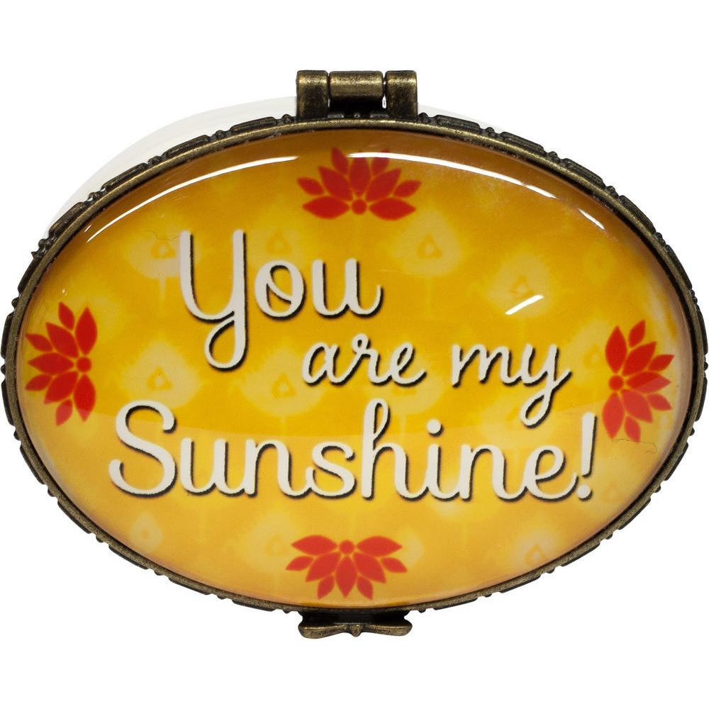 You Are My Sunshine Keepsake Box - Carpentree