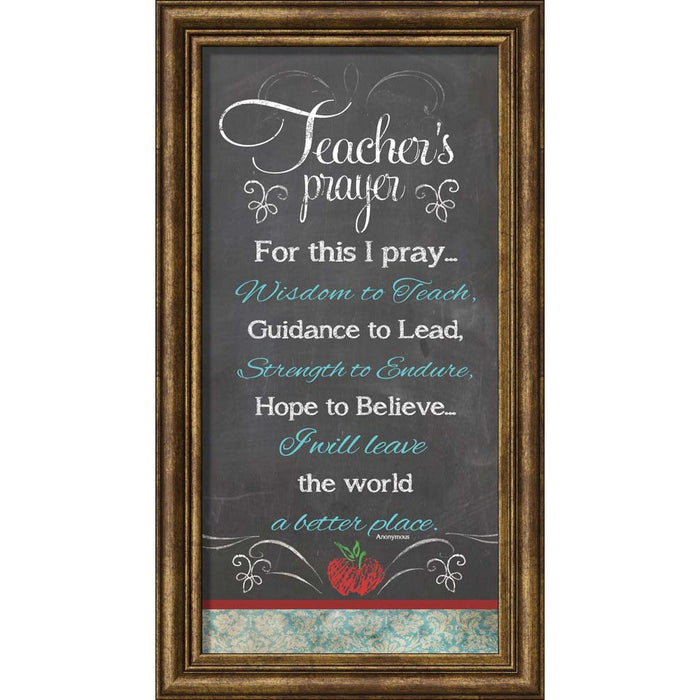 Teacher - For This I Pray