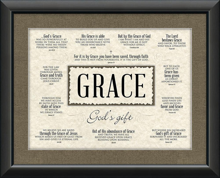 Grace Framed Art - Carpentree