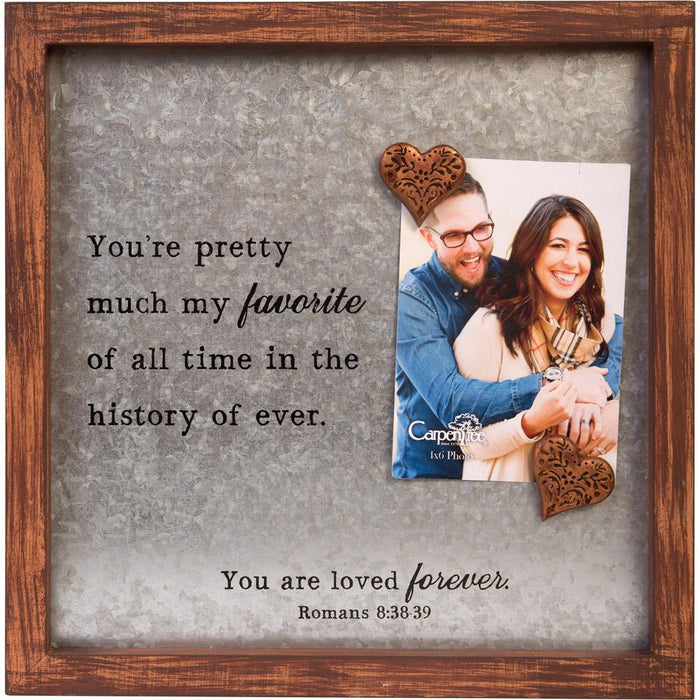You're Pretty Much My Favorite Dry Erase and Magnet Board (18630)