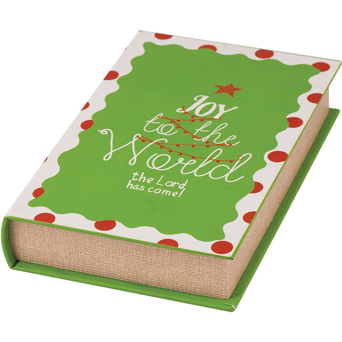 Joy To The World Desk Box