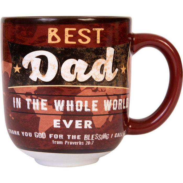 Best Dad Mug - Carpentree