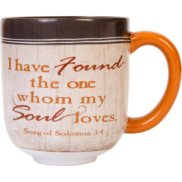 I Have Found - His Mug (18691) - Carpentree