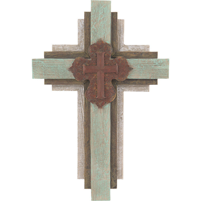 Multi-Layer Cross Wood