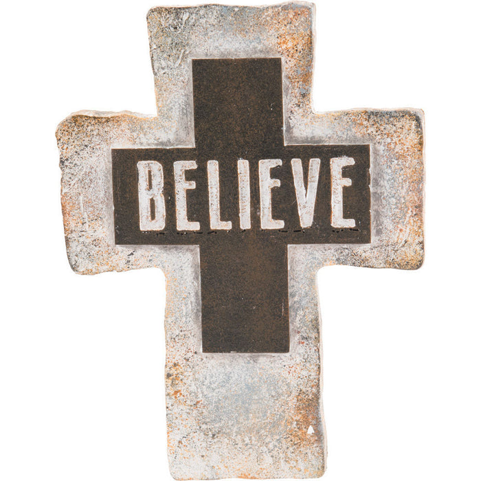 Believe Standing Cross
