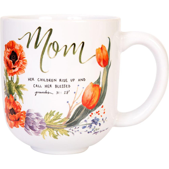 GraceLaced For Carpentree - Mom Mug (20193)