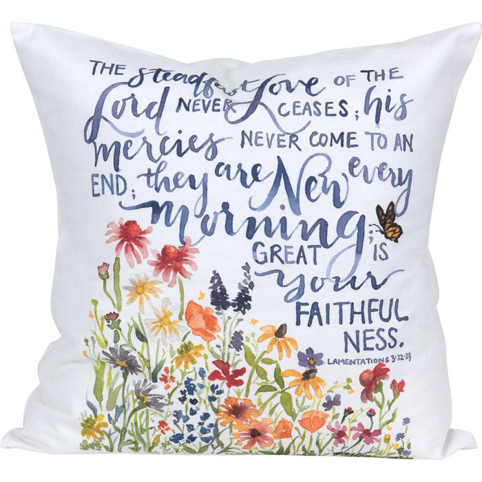 GraceLaced For Carpentree Steadfast Love Pillow - Carpentree