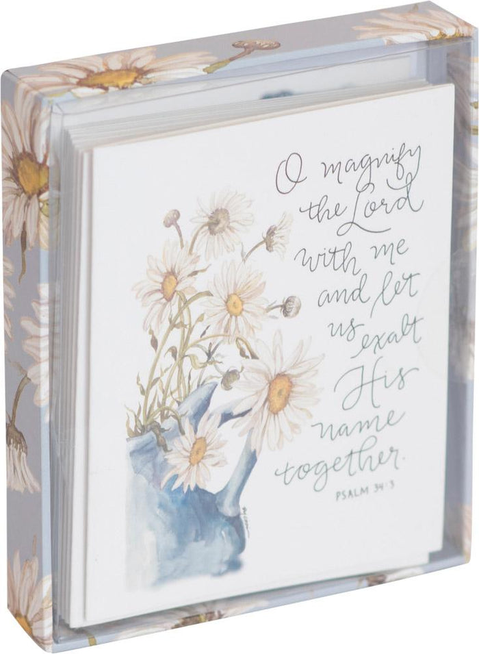 Magnify the Lord Boxed Cards - GraceLaced For Carpentree - Carpentree