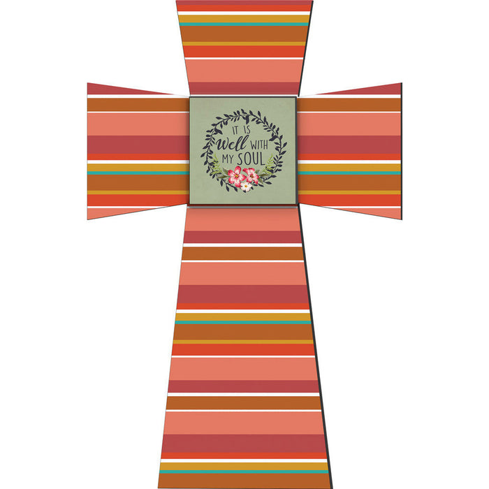 It is Well Layered Cross