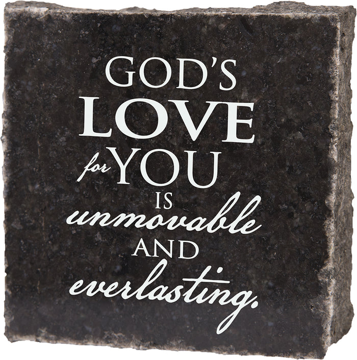 God's Love For You - Granite Gift - Carpentree