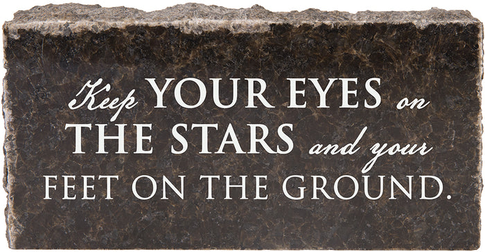 Keep Your  Eyes - Granite Gift